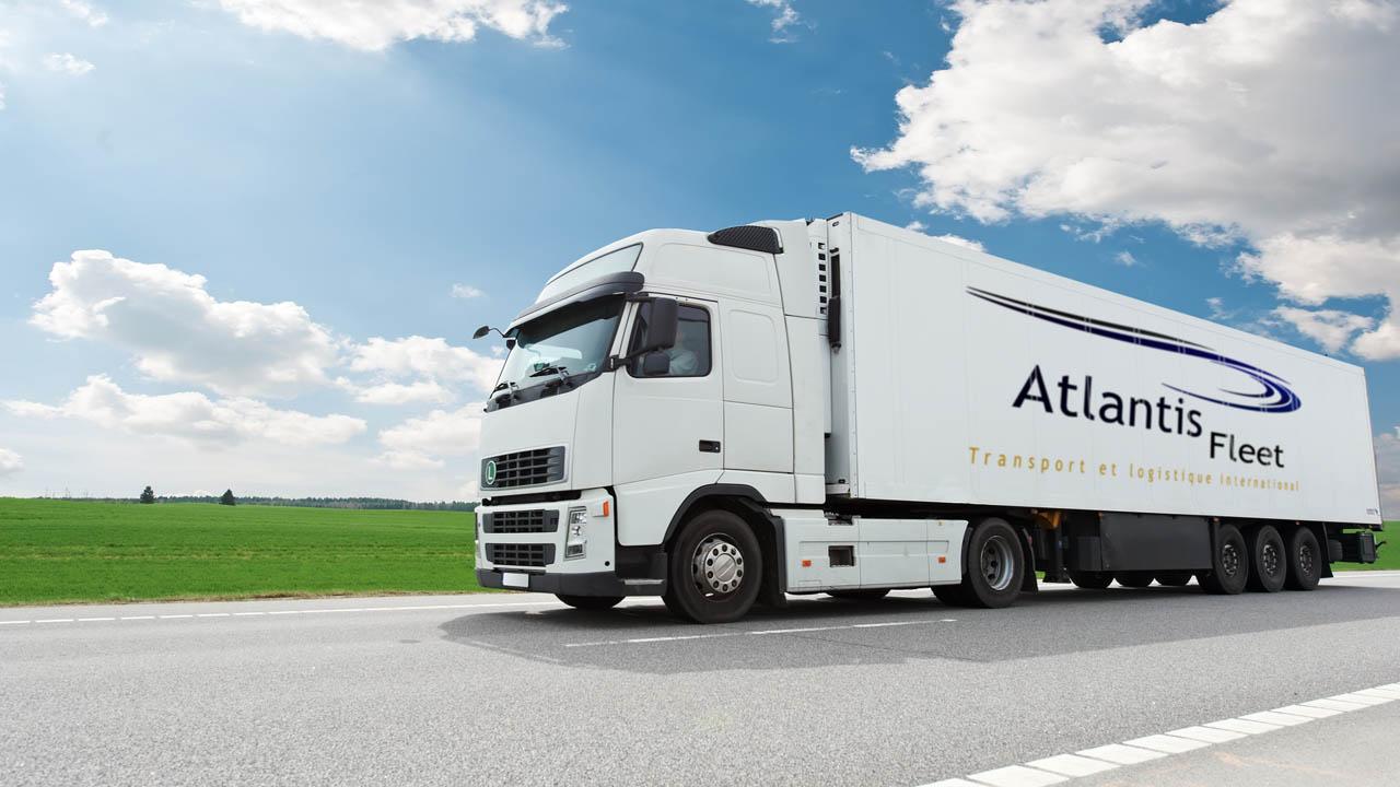 Atlantis Fleet camión